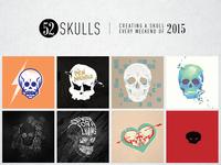 52 Skulls - Volume 1
