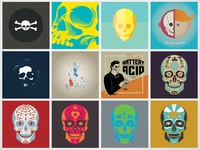 52 Skulls - Volume 4