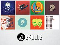 52 Skulls - Final Volume