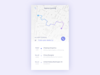 Day 017 - Express tracking app