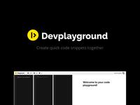 Devplayground developers developer tools css html javascript code