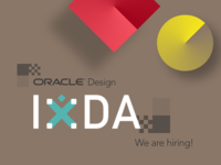 Oracle Design at IXDA Seattle