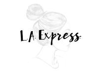 Spring 2016 LA Express Logo