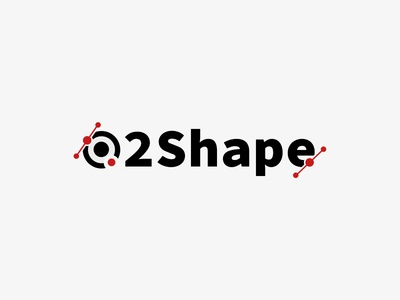 dot2shape logo web app ui welcome thanks dot2shape shape dot design branding identity logo