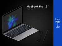 Macbook & ipad mockup