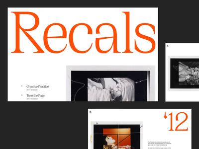 Typography Exploration: Cirka