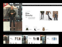 E-commerce Collection - Horizontal Scroll