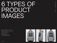 6 types of product images
