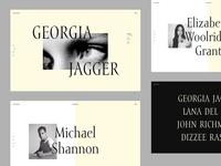 Typography Exploration: Mramor Typeface