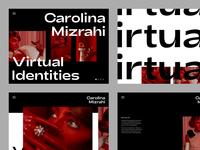 Typography Exploration: Adieu