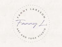 Logo Concept for artist