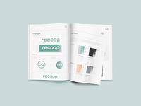 Brand guidelines -Recoop Vitamins