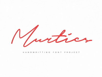 Murtics Font