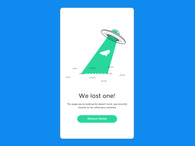 Error page. illustration ux ui onboarding phone call