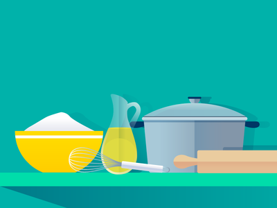 Cooking. illustration illustrator vector baking cooking