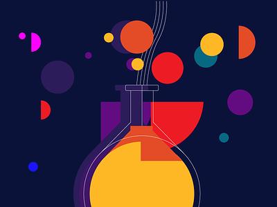 Color Exploration. patterns design colors illustration