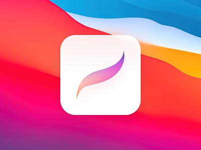 procreate lite redesign app icon ios procreate