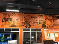Creative Team Mural