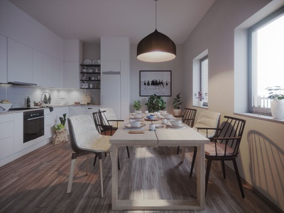Interior design and CG rendering visualization. rendering. 3dsmax interior design 3d