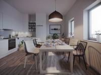 Interior design and CG rendering