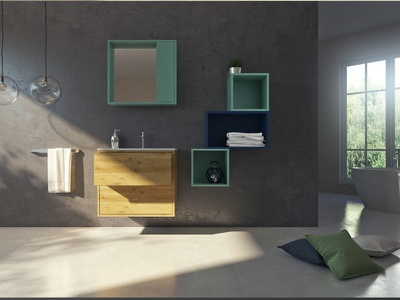 Bathroom interior design visualization cgi rendering interior 3d bathroom