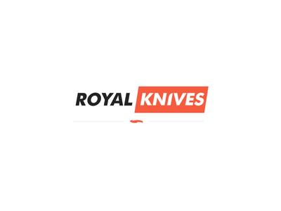 Royal Knives Logo Rebrand