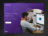 Web Agency Banner