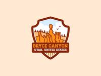 Bryce Canyon Badge