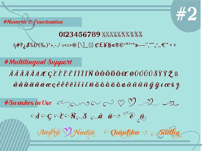 international characterson gambhira character scrip font handwriting font letter icon illustration typography font branding logo