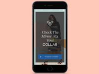 Collar | iOS E-Commerce App