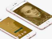 Distanced | App UI
