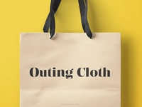 Outing Cloth Logo Design