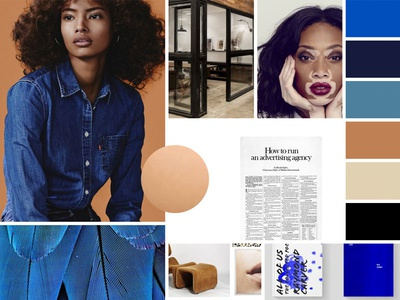 Diversity | Marketing Brand Mood Board