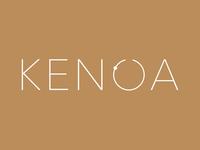 Kenoa | Travel Agency Logo