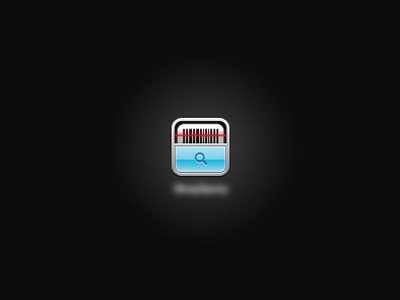 Barcode Icon iphone icon wip