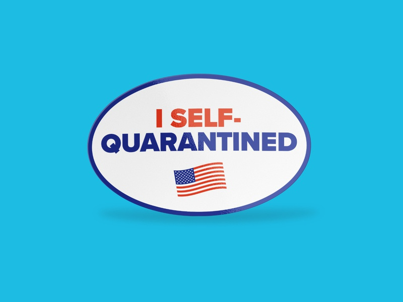 I Self-Quarantined