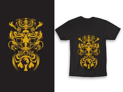 Illustration for Tshirt ux logo ui branding typography design print vector illustration graphic design