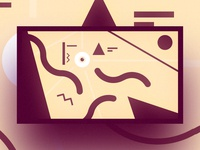 ▲ Lets Make Shapes ▲ | 35 | Abstract