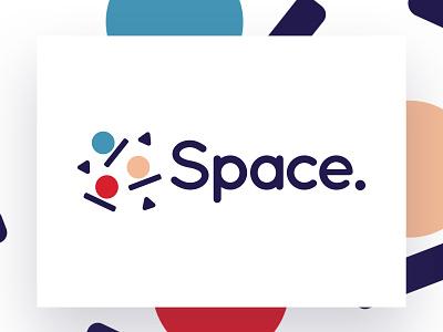 Thirty Logos Space - Final Design geometric shape shapes logo design graphics visual