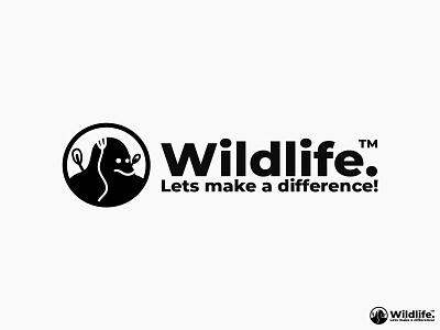 Thirty Logos : Wildlife - Design thirty logos wild life ape nature shape graphic design graphics logo design branding logo affinity designer design