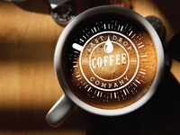 Last Drop Coffee Company Logo