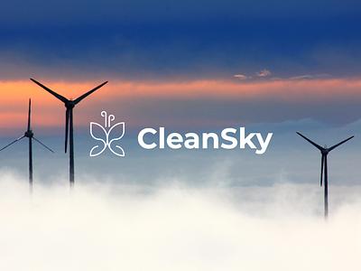 CleanSky | Branding | Sustainable Energy