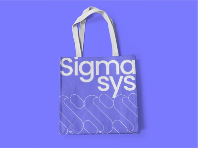 Sigmasys | Branding | Security & Technology Solutions technology logo design social media content marketing content brand identity brand strategy