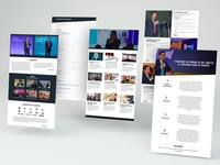 Entrepreneur - Website