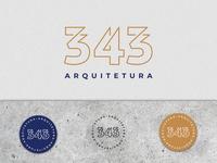 343 Arquitetura