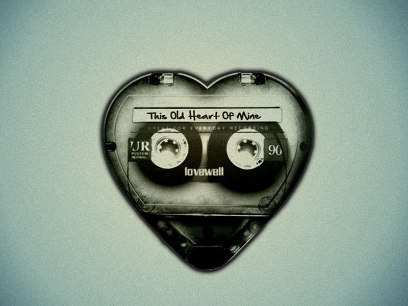 Mixtape love mixtape illustration love heart isley brothers photoshop