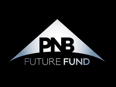 PNB Future Fund Logo Mark vector illustration logotype branding dance ballet logo design logo