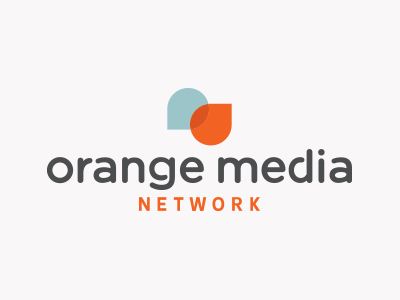 Omn Logo bubbles talk media university logo