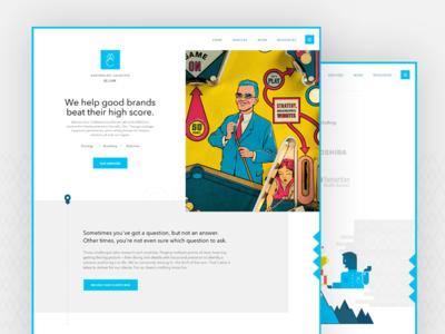 New MAC website home page design website design websites desktop application desktop desktop design ui website