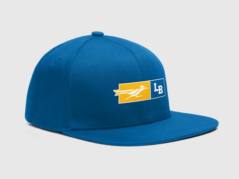 Linn-Benton Community College cap logo design college hat cap